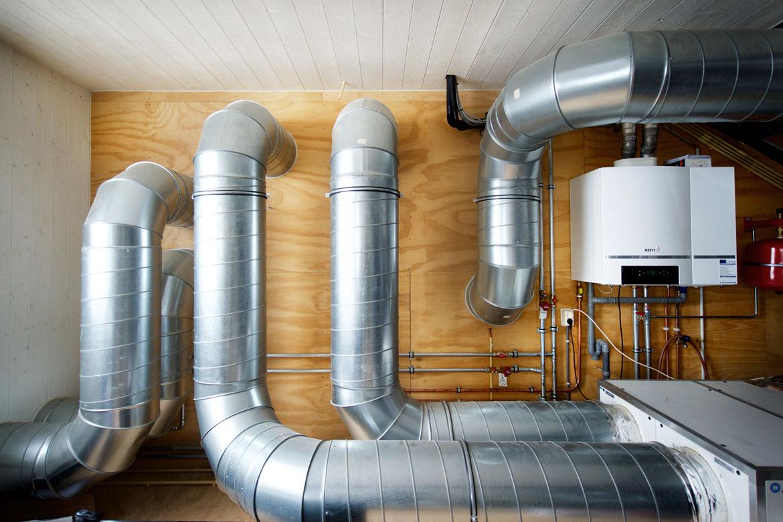 Maakt uw ventilatie lawaai?